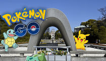 'Pokemon Go' -- Atomic Bombing Memorial Wants Off 'Pokestop' List