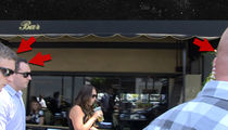 Bernie Ecclestone's Daughters -- Bodyguarded In Bev Hills ... After Mother-In-Law Abducted (Video)