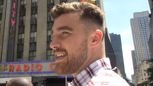 NFL's Travis Kelce -- I REALLY Found Love ... On Reality Dating Show