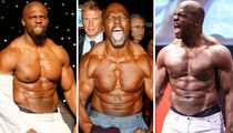 20 Jacked Shots Of Terry Crews To Celebrate The Birthday Bro