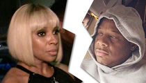 Mary J. Blige -- Files For Divorce From Husband/Manager