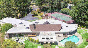 Joe Morgan -- Oakland Mansion for Sale ... Is…