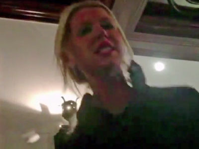 Yikes! Tara Reid Has a Total MELTDOWN And It's All Caught on a Hidden Camera
