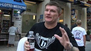 Ricky Hatton -- Conor McGregor's A Lot Like Me ... Here's Why