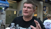 Ricky Hatton -- Conor McGregor's A Lot Like Me ... Here's Why (Video)