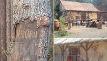 'American Horror Story' -- New Set Photos Hint at Lost Colony (PHOTO GALLERY)