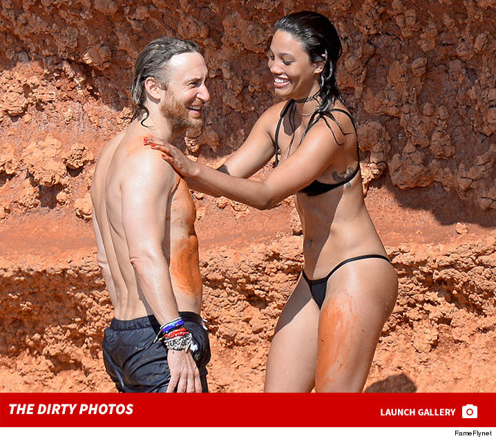0729-david-guetta-jessica-ledon-beach-in-ibiza-launch