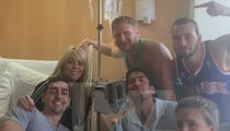Dina Lohan -- Still Hospitalized ... Family Fears Cancer (PHOTO)