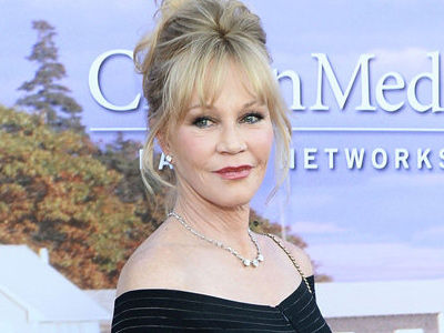 Melanie Griffith and Antonio Banderas Reunite For Daughter -- See Their SUPER Cute PDA!