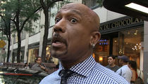 Montel Williams Detained For Pot In Germany