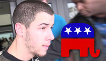 Nick Jonas: Republicans Threw Millions at Me Too