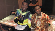 Soulja Boy -- Shooting Incident Busts Up Birthday Party (PHOTO + VIDEO)