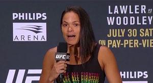 UFC's Amanda Nunes -- I Want Rousey Next ... If…