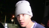 Justin Bieber to Fan -- Nice to Meet You, But I Just Had to Call the Cops