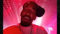 J.R. Smith -- Red Solo Cuppin' It ... At Drake's OVO Fest (VIDEO)