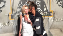 Jaden Smith -- Packs on PDA at 'Suicide Squad' Premiere (PHOTOS)