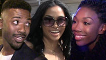Ray J & Princess Love -- Big Sis Headlining Our Wedding Day!! (VIDEO)