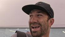 Luke Rockhold -- UFC Cheaters Prosper ... They Still Cheer Anderson Silva (VIDEO)