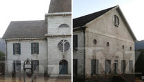 'American Horror Story' -- Brand New Haunted House Unveiled (PHOTO GALLERY)