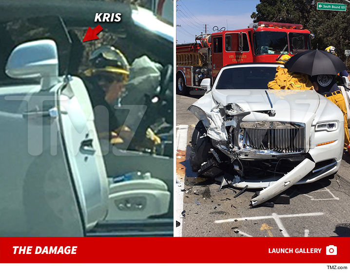 Kris Jenner Reportedly Injured In Car Crash - Illinois news - NewsLocker