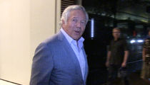 Robert Kraft -- Optimistic About Jimmy Garoppolo (VIDEO)