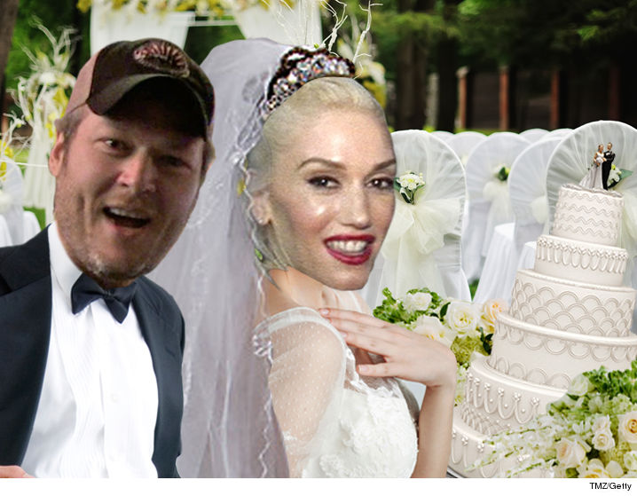 gwen and blake tying the knot world news celebrity