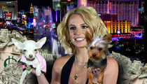 Britney Spears -- Raked in the Cash ... Spent a Fortune on Pets