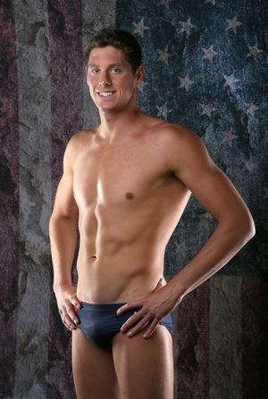 Olympic Swimmer Conor Dwyer's Sexy Shots