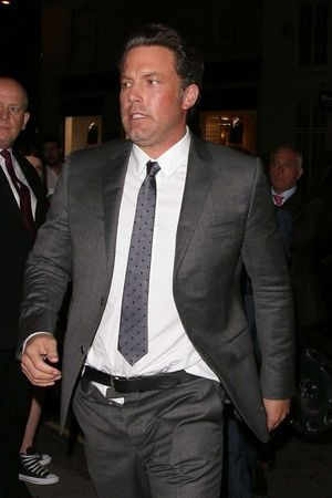 Ben Affleck Has Utility Belt FAIL