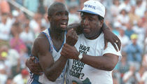 Olympic Athlete Derek Redmond: 'Memba Him?!