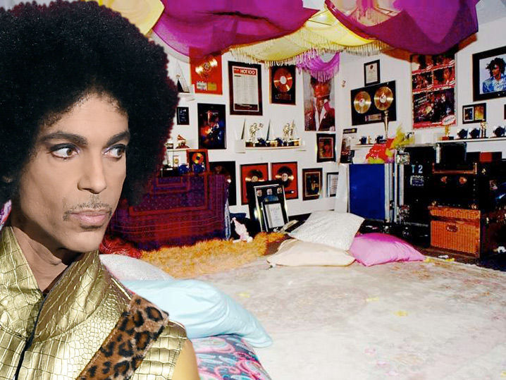 Princes Paisley Park to be Sold .... Family Ready to Fight It