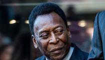 Pele -- Too Sick for OIympics ... Pulls Out of Opening Ceremony