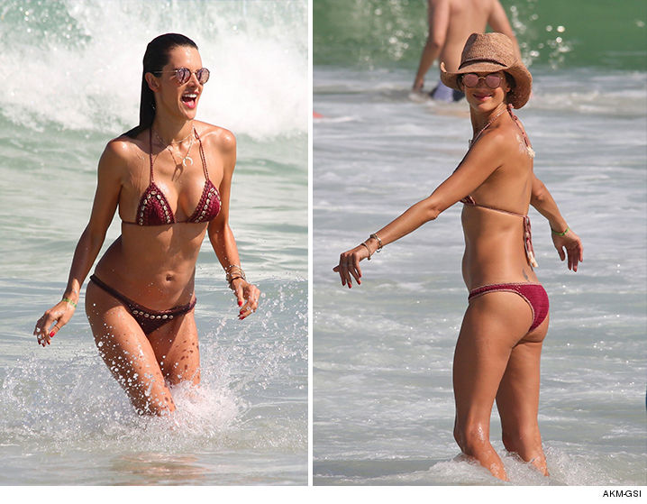 Alessandra Ambrosio News, Pictures, and Videos | TMZ.com