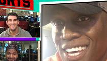 Bobby Lashley -- I'm Ready to Fight Again ... Bring On Fedor!!! (VIDEO)