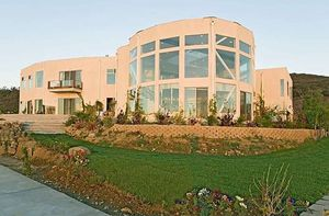 YG's Malibu Mansion