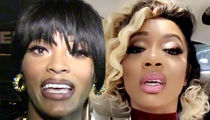 'LHHA' Joseline Hernandez -- My Co-Star Tried Running Me Over ... Keep Her Away!!!