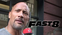 The Rock -- Blasts 'Fast & Furious' Co-Stars ... 'Unprofessional Candy Asses'
