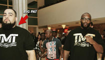 Floyd Mayweather's Bodyguard -- Accused of Battery ... Man Makes 'Citizen's Arrest' (PHOTO)