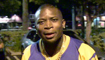 O.T. Genasis -- Answers Charges of Carrying Loaded, Stolen Gun at LAX