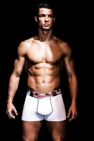Cristiano Ronaldo's New CR7 Underwear Photos