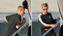 Justin Bieber -- Cool Your Jets ... She's 17 --  (PHOTOS)