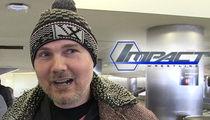 Billy Corgan -- Call Me Mr. President ... Named Head of TNA Wrestling