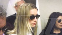 Amber Heard -- Let's Try Again for that Deposition