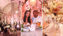 Ray J & Princess Love -- We Got Hitched Real Fancy!!! (PHOTOS)