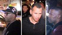A-Rod -- Farewell-to-Baseball Celebration (VIDEO)