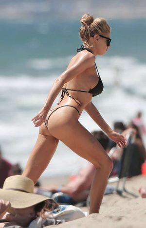 Charlotte McKinney -- Santa Monica was Scorching Hot This Weekend!
