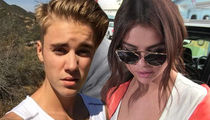 Justin Bieber -- Too Bad, Selena ... It IS Too Late to Say Sorry