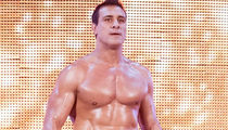 WWE's Alberto Del Rio -- Suspended for 30 Days ... Wellness Policy Violation