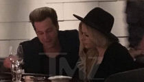 Avril Lavigne & Ryan Cabrera -- We're Friends Who Kiss & Cuddle (PHOTO)