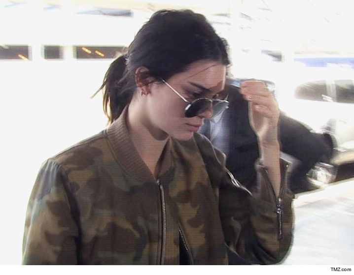 Kendall Jenner Steps up Security
